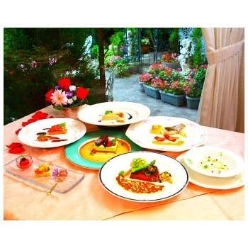 レストラン花の館 パラディ北野の写真