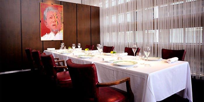 26位 フランス料理「レストラン タテル ヨシノ 銀座」の写真2