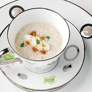 【一休限定】【平日限定】季節のスープをお召し上がりいただく特別ランチ【お菓子のお土産付】