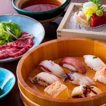 寿司割烹 ともづな/ヒルトン福岡シーホークの写真