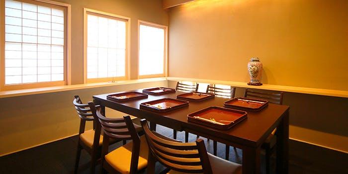 5位 個室予約可!京料理「嵐山 さくら」の写真2