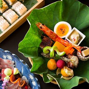 日本料理 雲海/ANAインターコンチネンタルホテル東京(東京都・溜池山王)