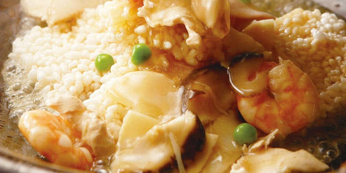 北京 帝国ホテル店の料理写真