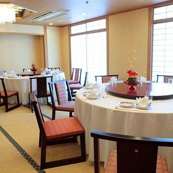 重慶飯店 横浜中華街新館(3F個室)/ローズホテル横浜の写真