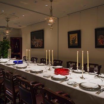 【個室確約】大切なお食事に ゆったりと個室で楽しむディナー お席のご予約