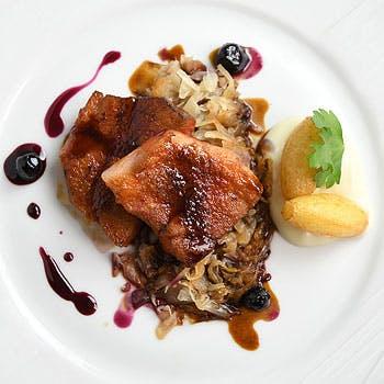 オーベルジュ・ド・リル トーキョーの料理写真