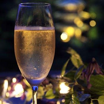 【タイムセール】シャンパン含むフリーフロー!3段オードブルにシェフ特製ローストビーフをご堪能
