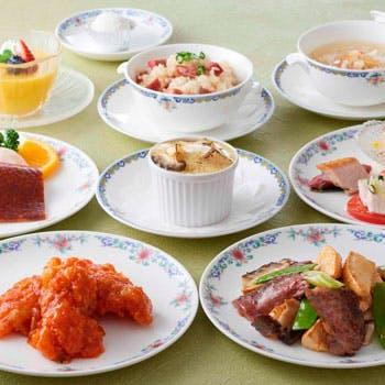 【3月限定コース】 「北京ダック」や「ふかひれスープ」など人気料理を含んだ9品!