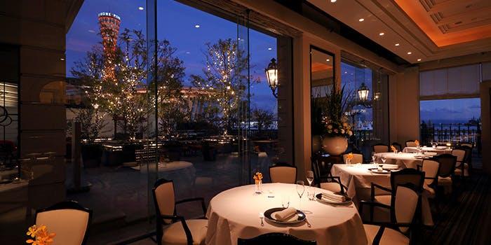 6位 フランス料理/個室予約可「レストラン ル・クール神戸」の写真2