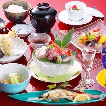 【侘助】昼食限定「金沢茶屋 割烹つづみ」のミニ会席