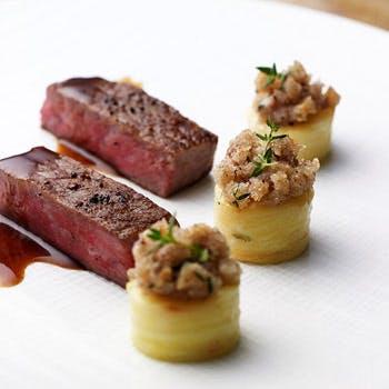 【大好評プラン復活!プリフィックス】アラカルトメニューから自分好みの料理を選べる3コース贅沢ランチ!
