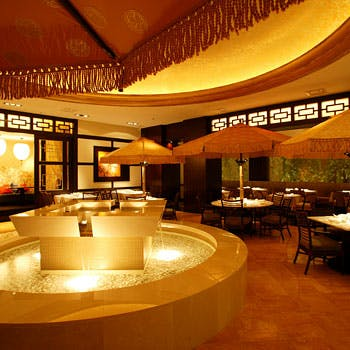 【お顔合わせやご接待、お祝いなど、大切な日に】ふかひれや鮑、伊勢海老など豪華広東海鮮料理、全9品