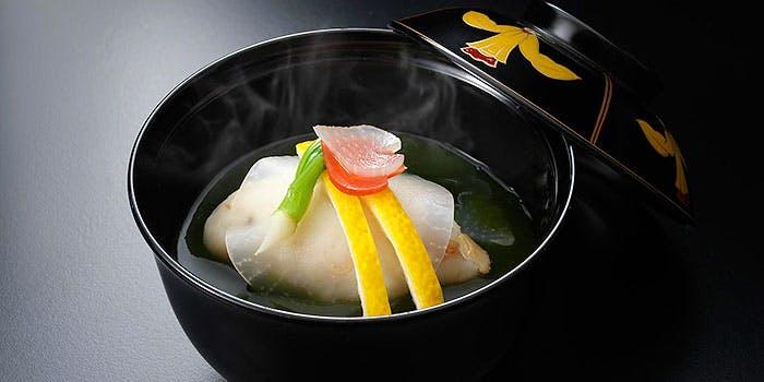 日本料理 なかのしまの料理写真