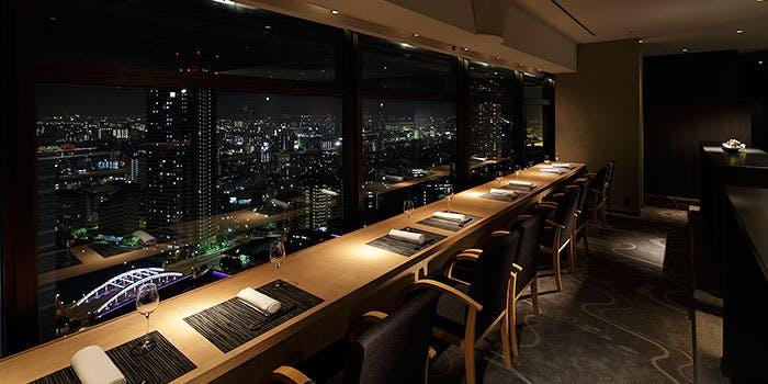 日本料理 なかのしまの内観写真