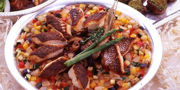 ホテル日航「カフェレストラン セリーナ」の料理写真