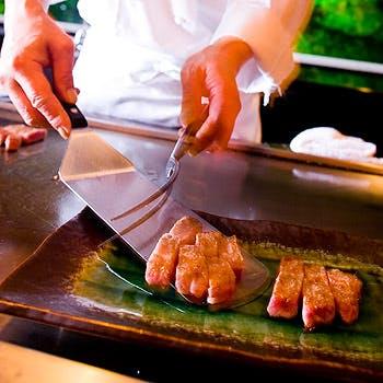 【一休限定】通常7,187円→5,000円 国産牛と新鮮な魚介を楽しむランチ 全7品  選べるドリンク付きプラン