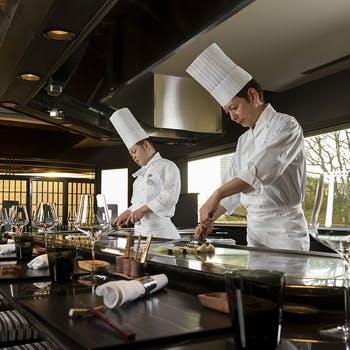 鉄板焼 みなみ/スイスホテル南海大阪の写真