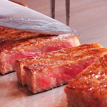 【3/7リニューアルオープン】リブロースステーキを味わう贅沢な鉄板焼きランチ!通常最大6,380円→5,800円