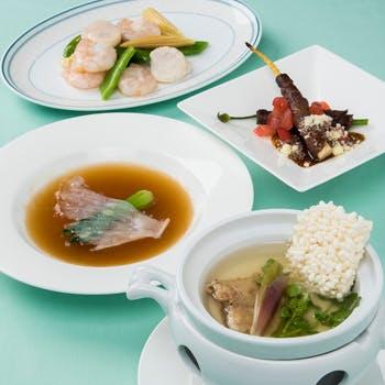 中国料理 皇家龍鳳/リーガロイヤルホテル東京