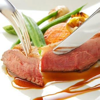 【年末年始 ディネB】メインは3種からチョイス!豊かな感性で創造された全7品 美食のフルコース!