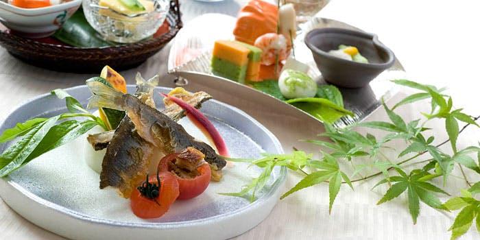 隨縁亭の料理写真