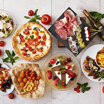 【土日祝に】期間限定!温活ブッフェ開始!温活食材やデトックス前菜など。90分制<BAR>