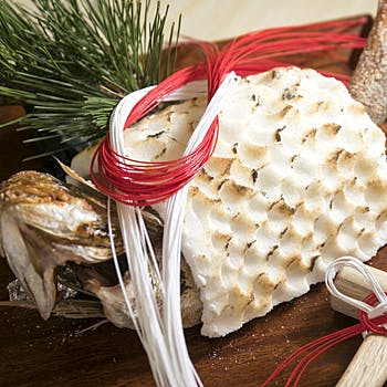 【乾杯スパークリング付】晴れの日、ご結納など、お祝いプラン 明石産天然鯛の塩釜つき!<ランチ>