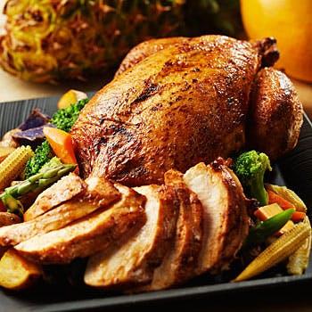【土日祝13:30来店限定】ローストビーフや多彩な前菜など種類豊富な人気ブッフェ