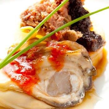 日本各地の真牡蠣食べ比べとコース