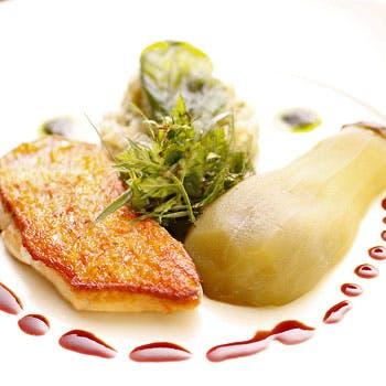【一休平日限定プラン】 たっぷり東京野菜スペシャルランチコース