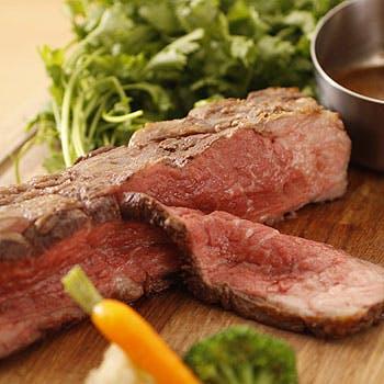 【期間限定】シェフのおすすめ牛肉メインのフルコース(ミクニマルノウチオリジナルお土産付)