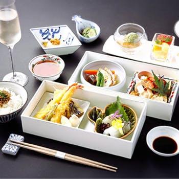 日本料理 縁/庭のホテルの写真