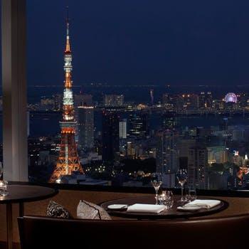 タワーズ/ザ・リッツ・カールトン東京の写真