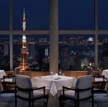 アジュール フォーティーファイブ/ザ・リッツ・カールトン東京の写真