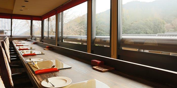 4位 嵐山の隠れ家で味わう京料理×フレンチ!「鳥居本遊山」の写真1