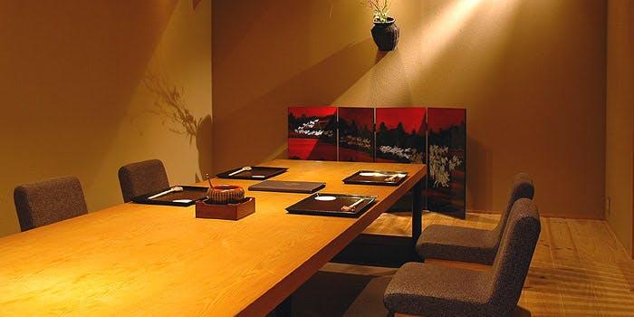 8位 個室予約可!懐石・会席・京料理「祇おん江口」の写真2