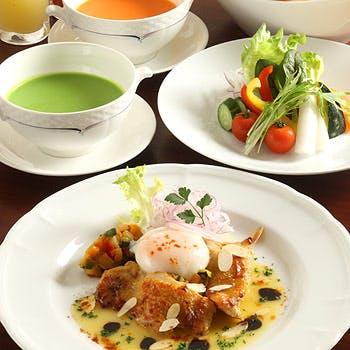 ブラッセリー&カフェ ル・シュッド/名古屋観光ホテルの写真