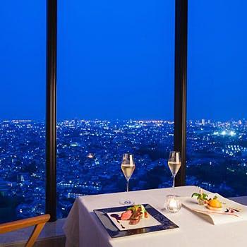 トップ オブ ヨコハマ 鉄板焼&ダイニング/新横浜プリンスホテルの写真
