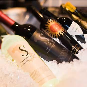 【お一人様4,860円】スパークリング、赤・白ワインなど20種超のフリードリンク付全5品ディナーコース!