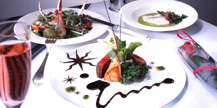 シリウスの料理写真
