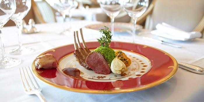 ル シエールの料理写真