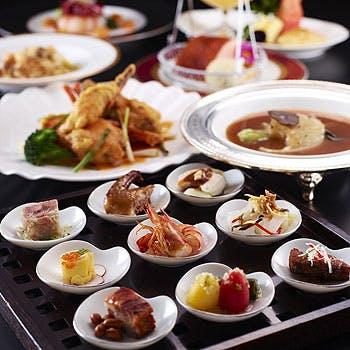 【一休限定】接待や記念日に!フカヒレ姿煮や北京ダック、和牛料理に選べるワンドリンク付きディナーコース
