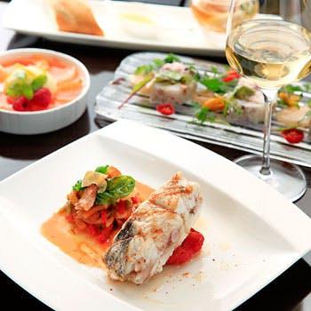 【一休限定】通常6,000円→5,000円!メイン料理が選べる季節のディナーコース全5品