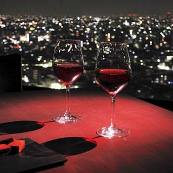 【月〜木3組様限定×遅割プラン】ボトルワイン&3品から選べる…