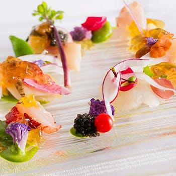 神戸迎賓館 邸宅レストラン ル・アンの写真