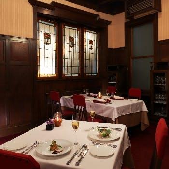 神戸迎賓館 邸宅レストラン ル・アン
