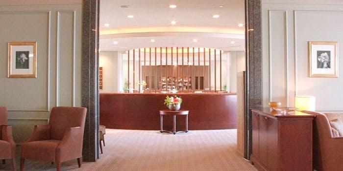 帝国ホテル 東京のインペリアルラウンジアクア