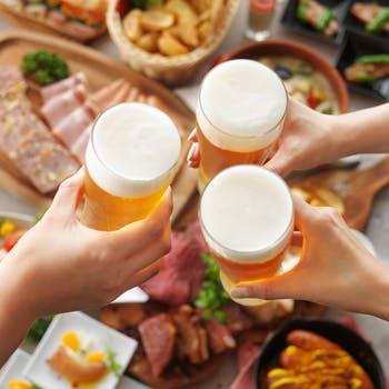 【関西応援セール】7/20〜7/31  飲み放題グレードUP!ローストビーフ食べ放題!毎年人気のビュッフェ