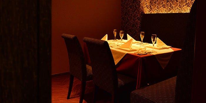 3位 個室予約可!中華創作料理「ドゥ エピセ」の写真2