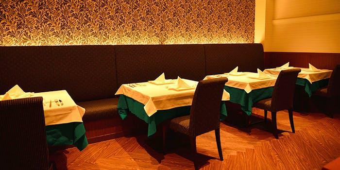 3位 個室予約可!中華創作料理「ドゥ エピセ」の写真1